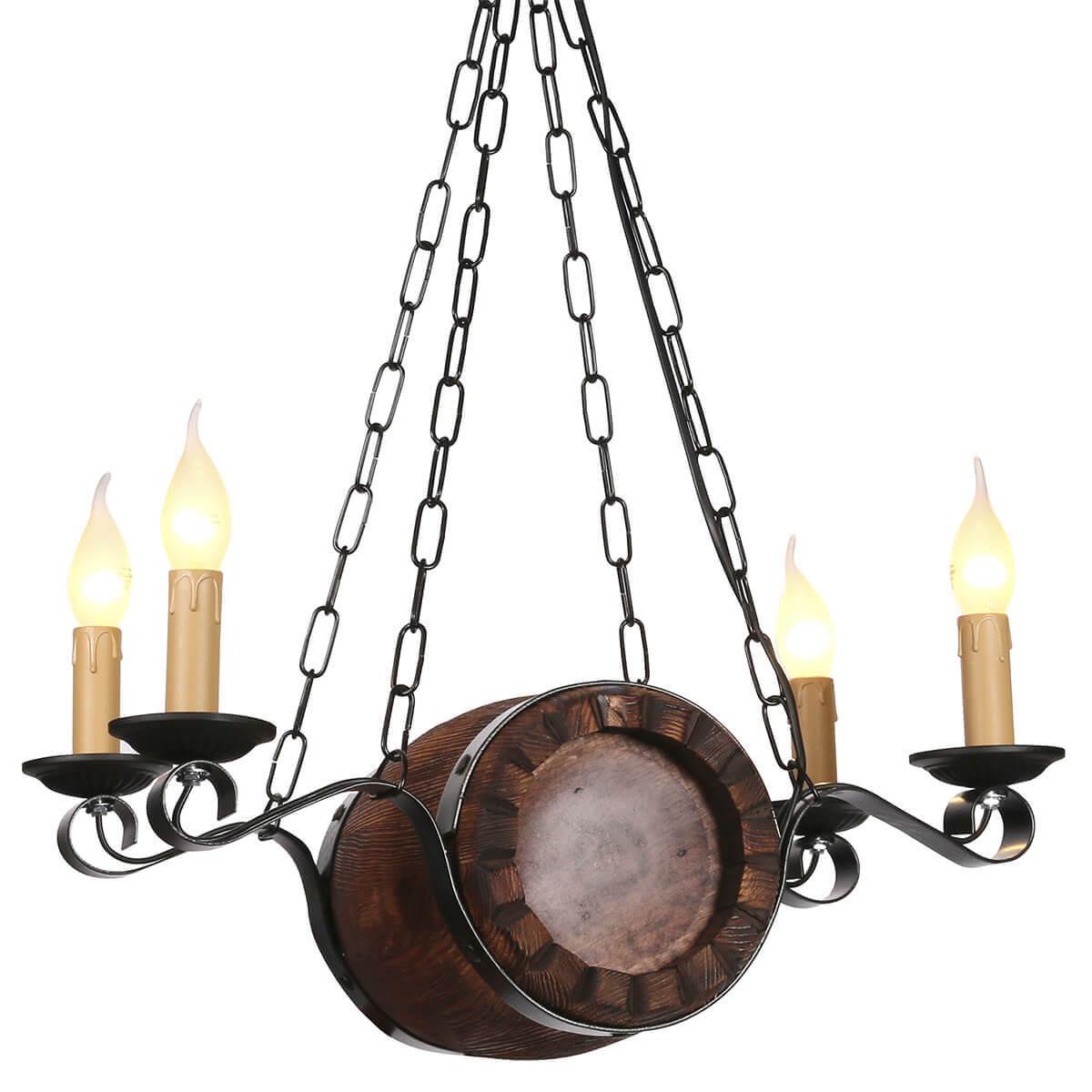 Потолочный светильник Дубравия Бочонок 187-64-14 россия бочонок рыбка авт котов