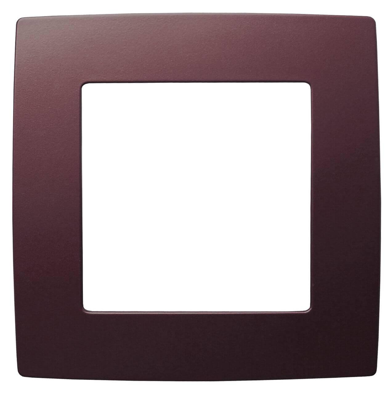 Рамка 1-постовая ЭРА 12 12-5001-25