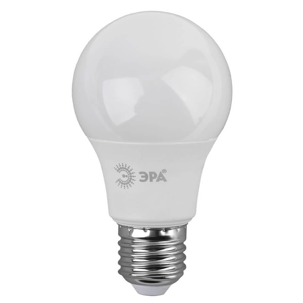Лампочка ЭРА LED A60-9W-827-E27 LED A60