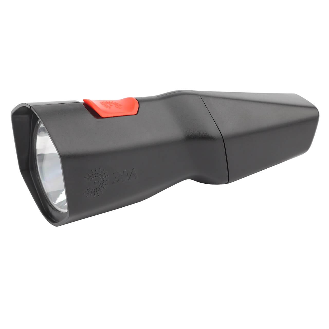 Ручной светодиодный фонарь ЭРА аккумуляторный MA-501-BL светодиодный алюминиевый фонарь эра sd9