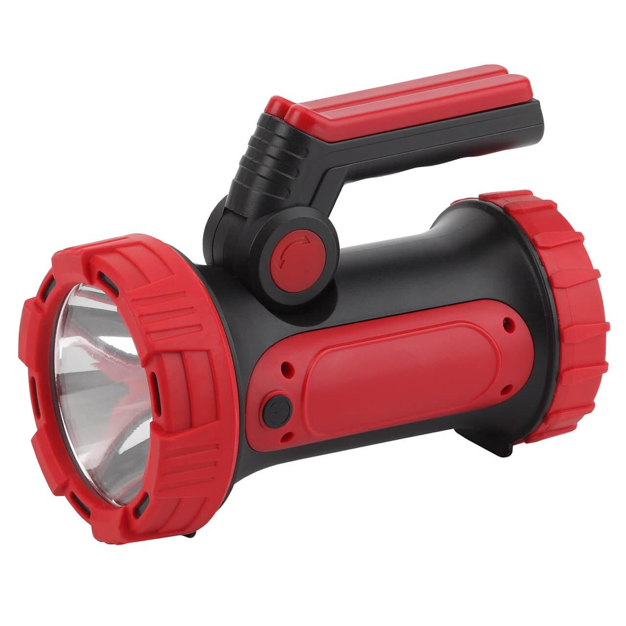 Ручной светодиодный фонарь ЭРА аккумуляторный PA-704 светодиодный алюминиевый фонарь эра sd9