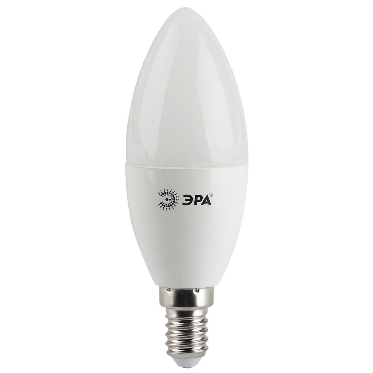 Лампочка ЭРА LED B35-5W-840-E14