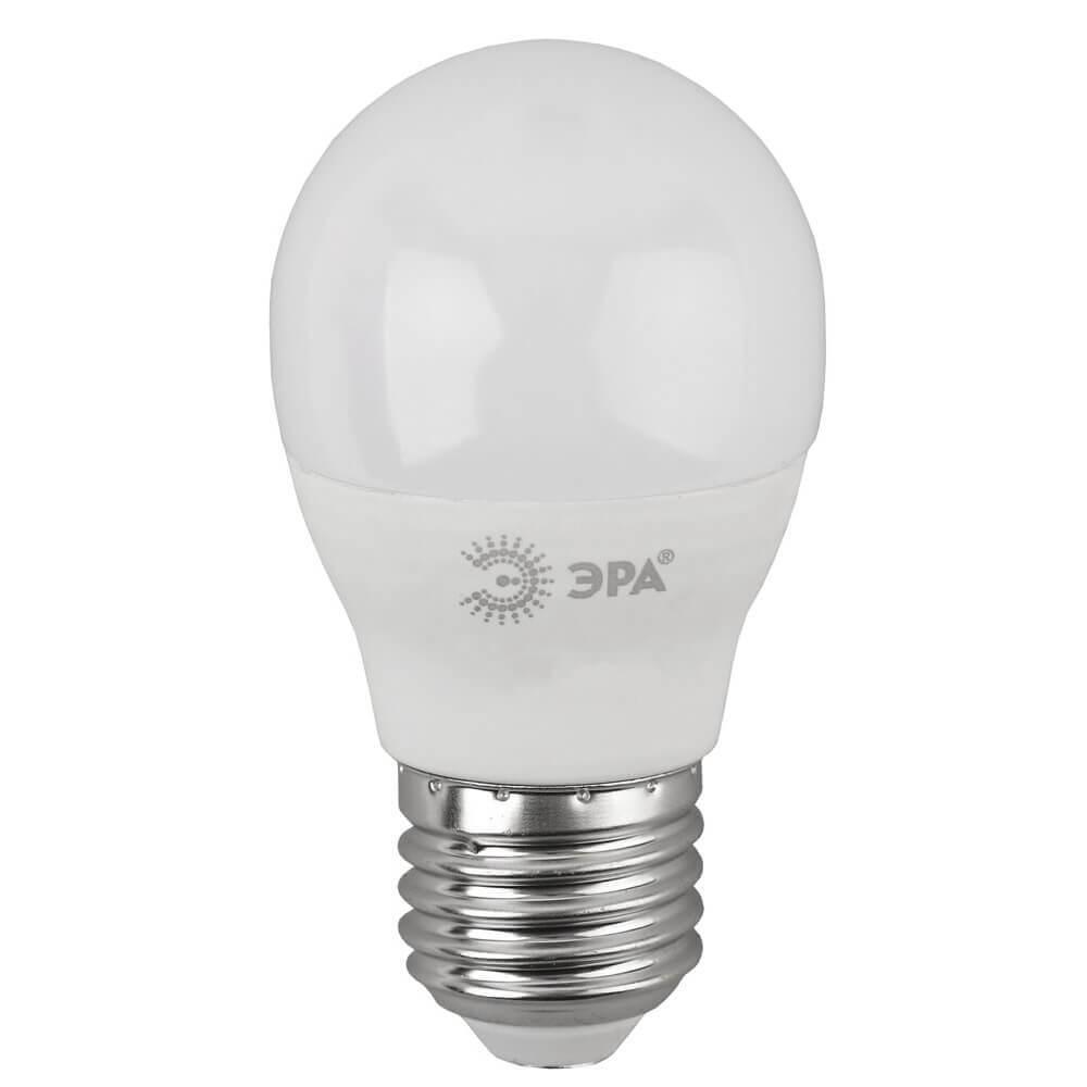 Лампочка ЭРА LED P45-7W-860-E27 LED P45
