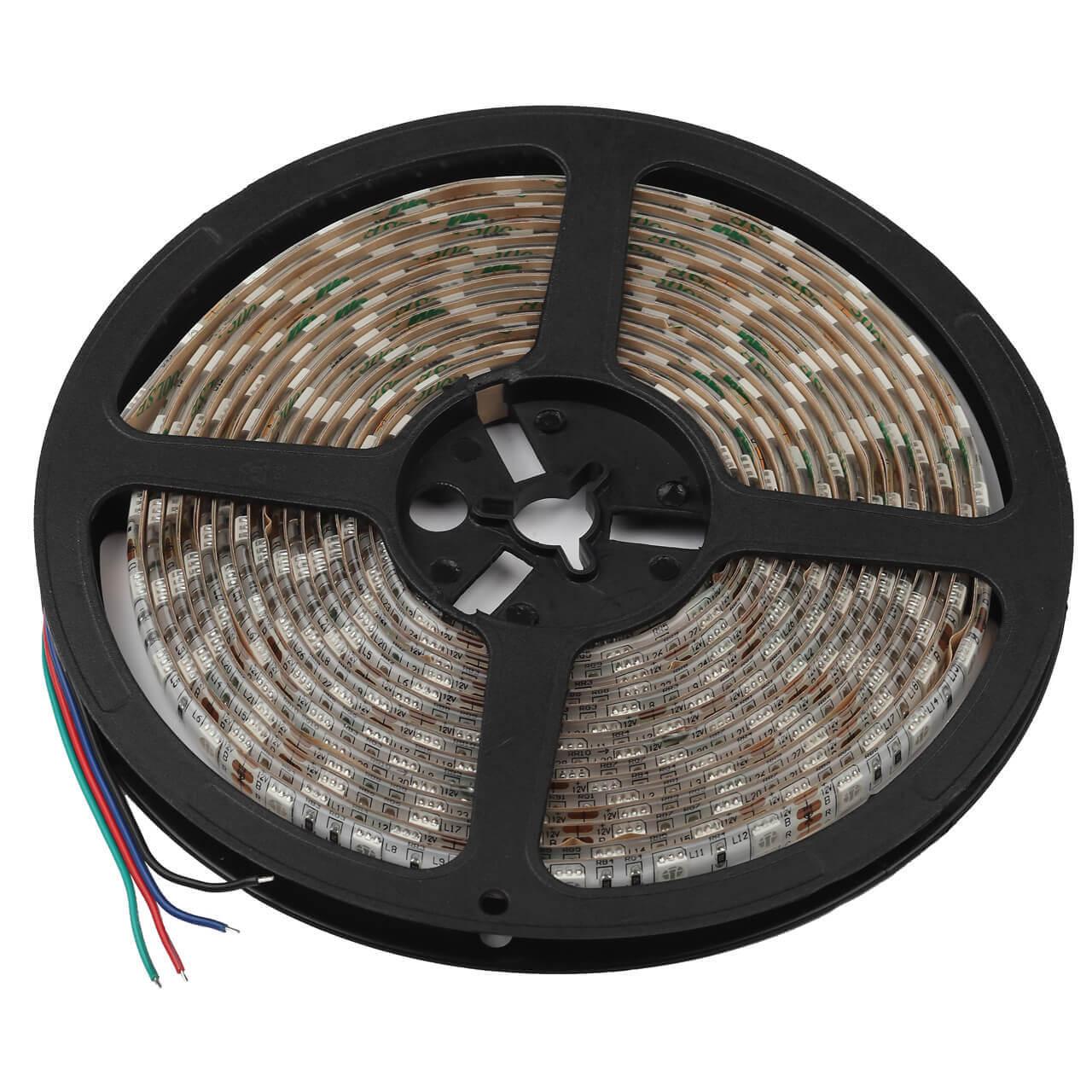 Светодиодная лента ЭРА KU-5050AD-60D-RGB