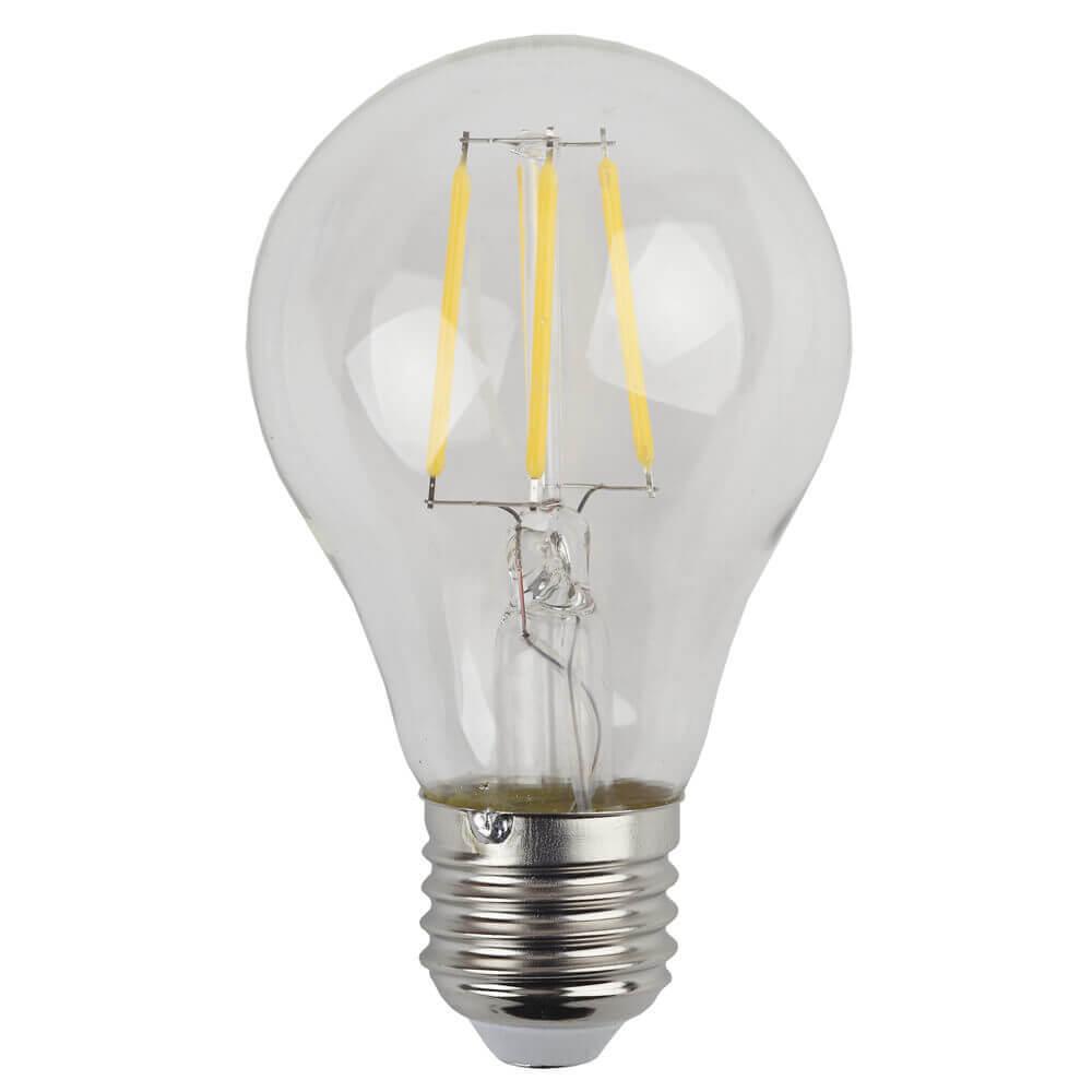 Лампочка ЭРА F-LED A60-5W-827-E27 F-LED A60