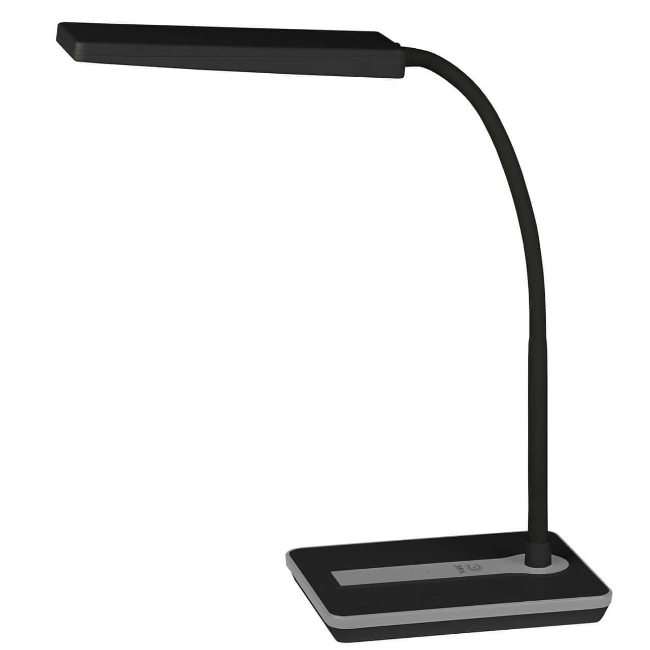 Настольная лампа ЭРА NLED-446-9W-BK NLED-446