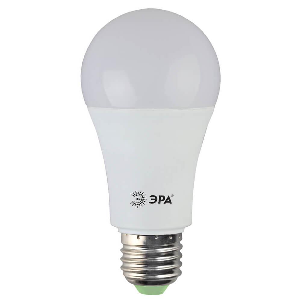 Лампочка ЭРА LED A60-15W-840-E27 LED A60