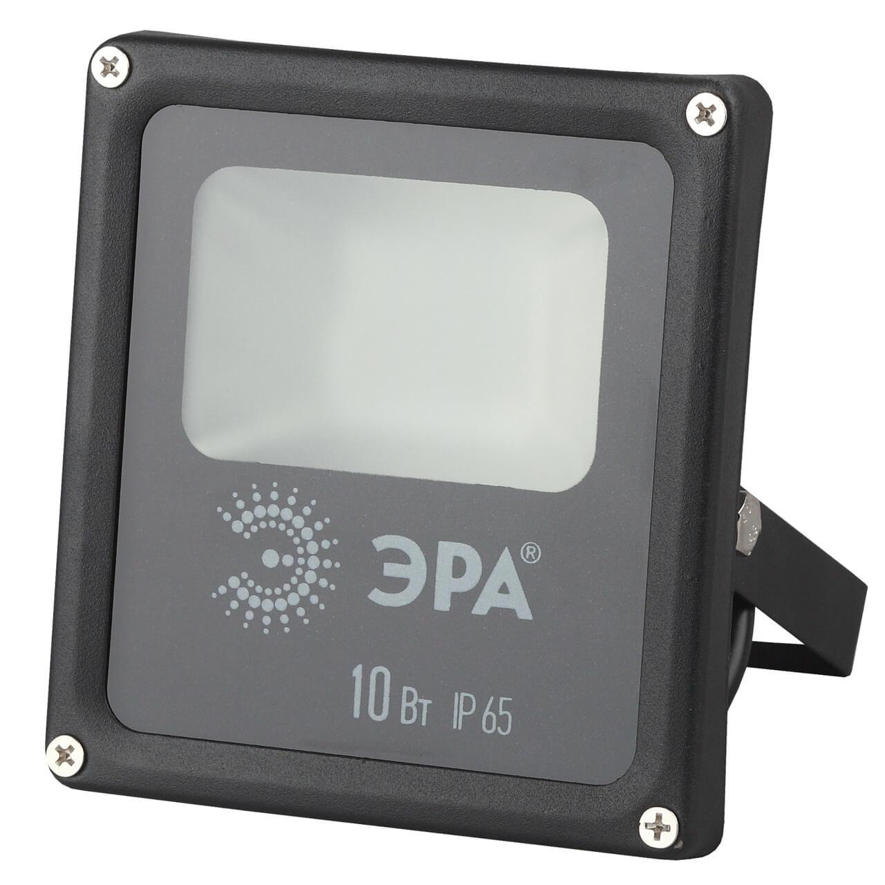 Прожектор ЭРА LPR-10-4000K-M SMD