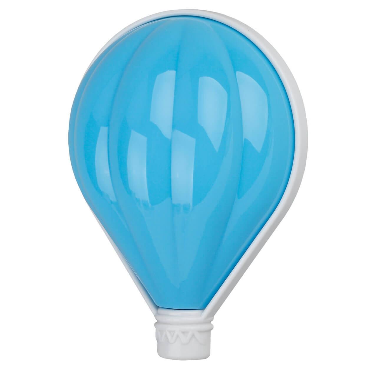 Настенный светодиодный светильник ЭРА NN-607-LS-BU светильник ночник светодиодный nn 604 ls bu 05вт синий