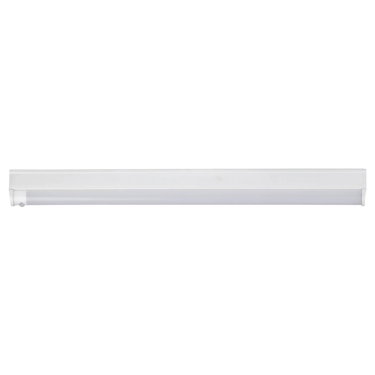 цена на Мебельный светодиодный светильник ЭРА Линейный LLED-02-04W-4000-MS-W