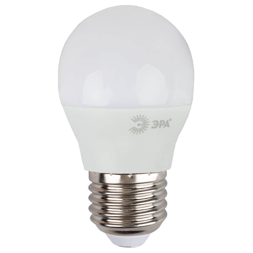 Лампочка ЭРА LED P45-9W-827-E27 LED P45 лампа светодиодная led p45 9w 827 e27