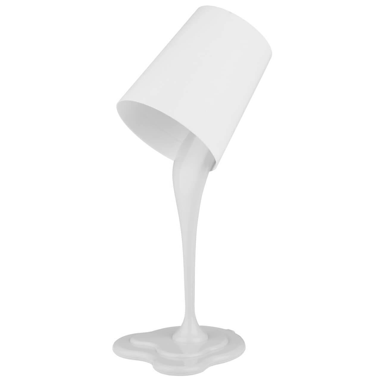 Настольная лампа ЭРА NE-306-E27-25W-W настольная лампа эра ne 306 e27 25w w