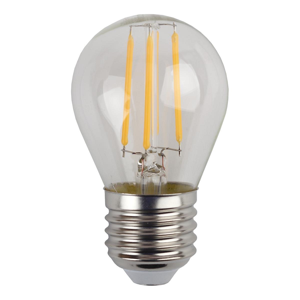 Лампочка ЭРА F-LED P45-9w-827-E27 F-LED P45 лампа светодиодная led p45 9w 827 e27