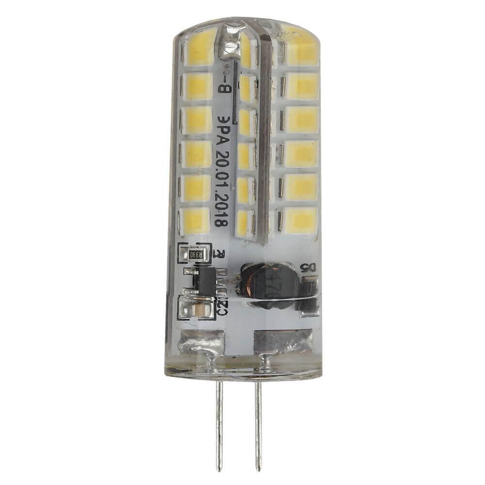 Лампочка ЭРА LED JC-3,5W-12V-840-G4 LED JC