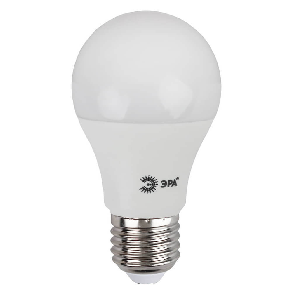 Лампочка ЭРА LED A60-15W-860-E27 A60