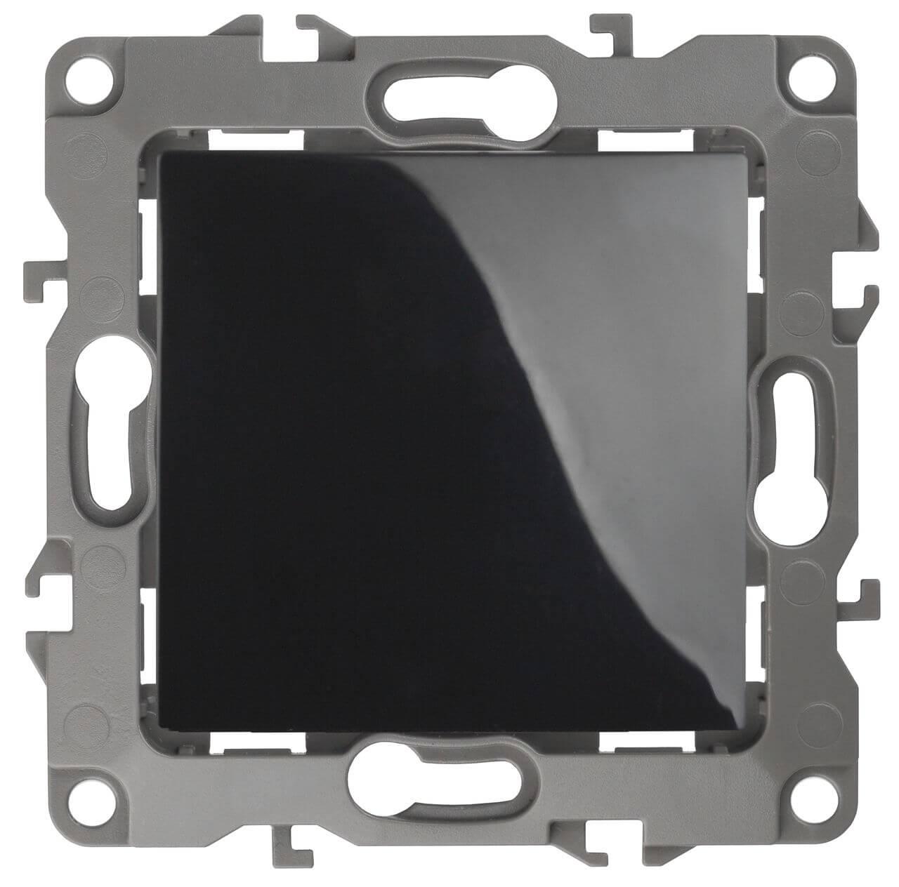 Выключатель одноклавишный ЭРА 12 10AX 250V 12-1001-06