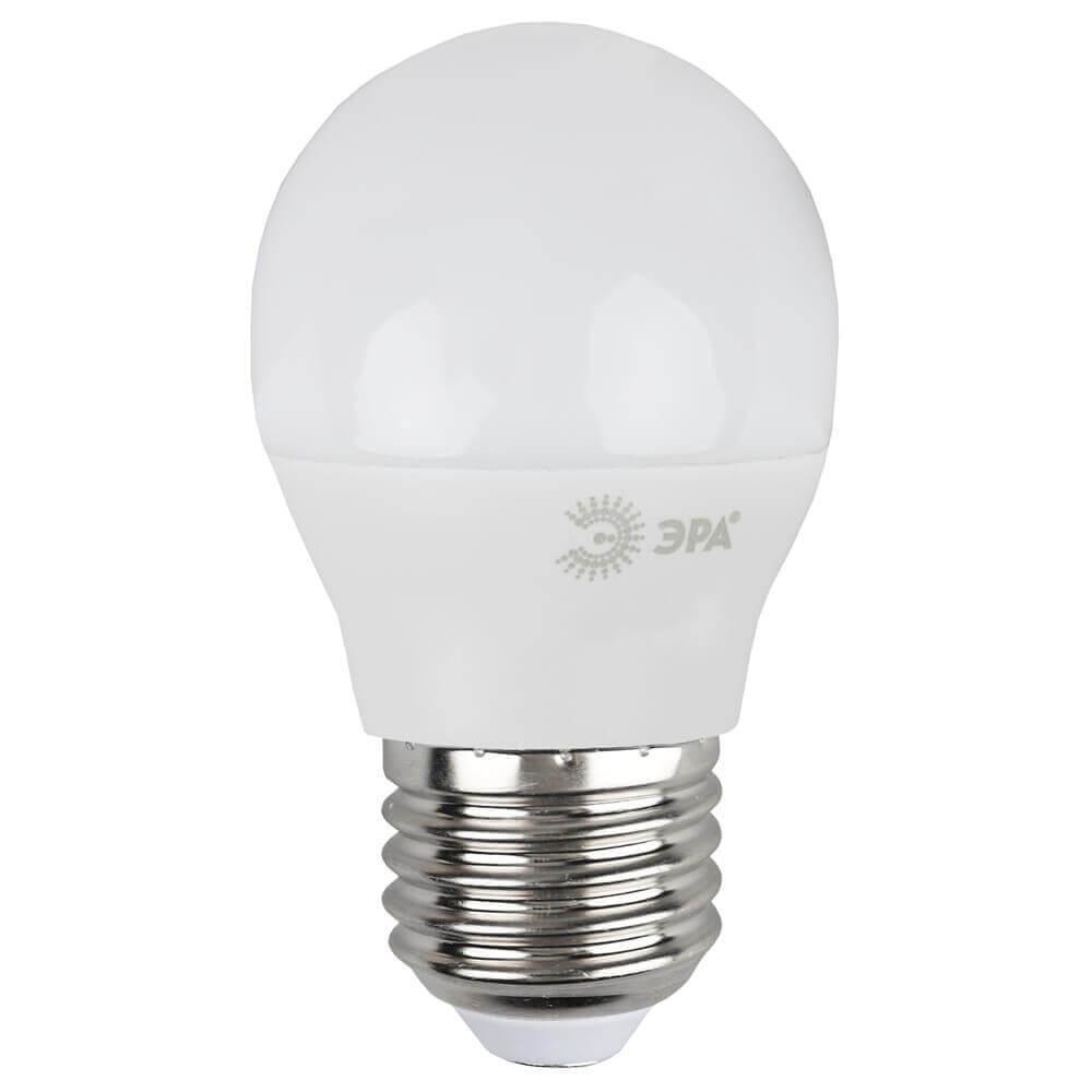 Лампочка ЭРА LED P45-7W-827-E27 LED P45 лампа светодиодная led p45 9w 827 e27