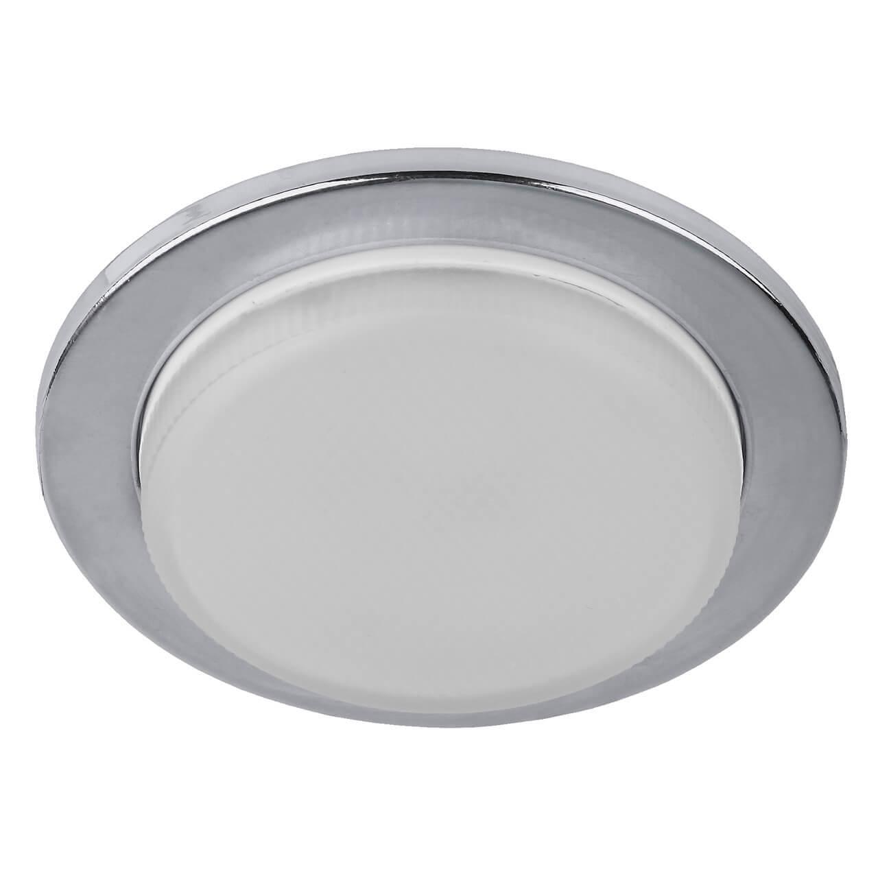 Встраиваемый светильник ЭРА GX53 KL70 СН цены