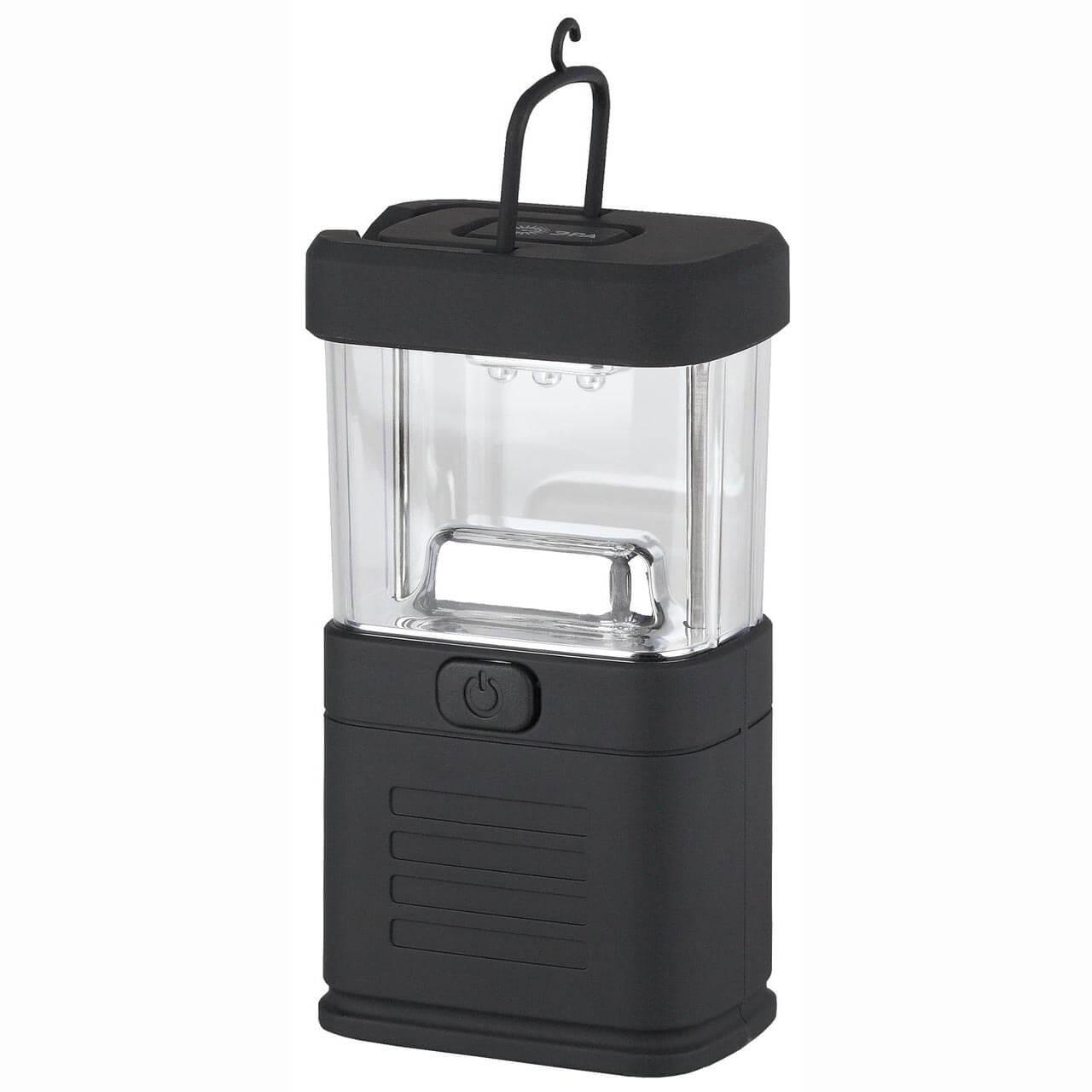 Кемпинговый светодиодный фонарь ЭРА от батареек KB-504 светодиодный алюминиевый фонарь эра sd9