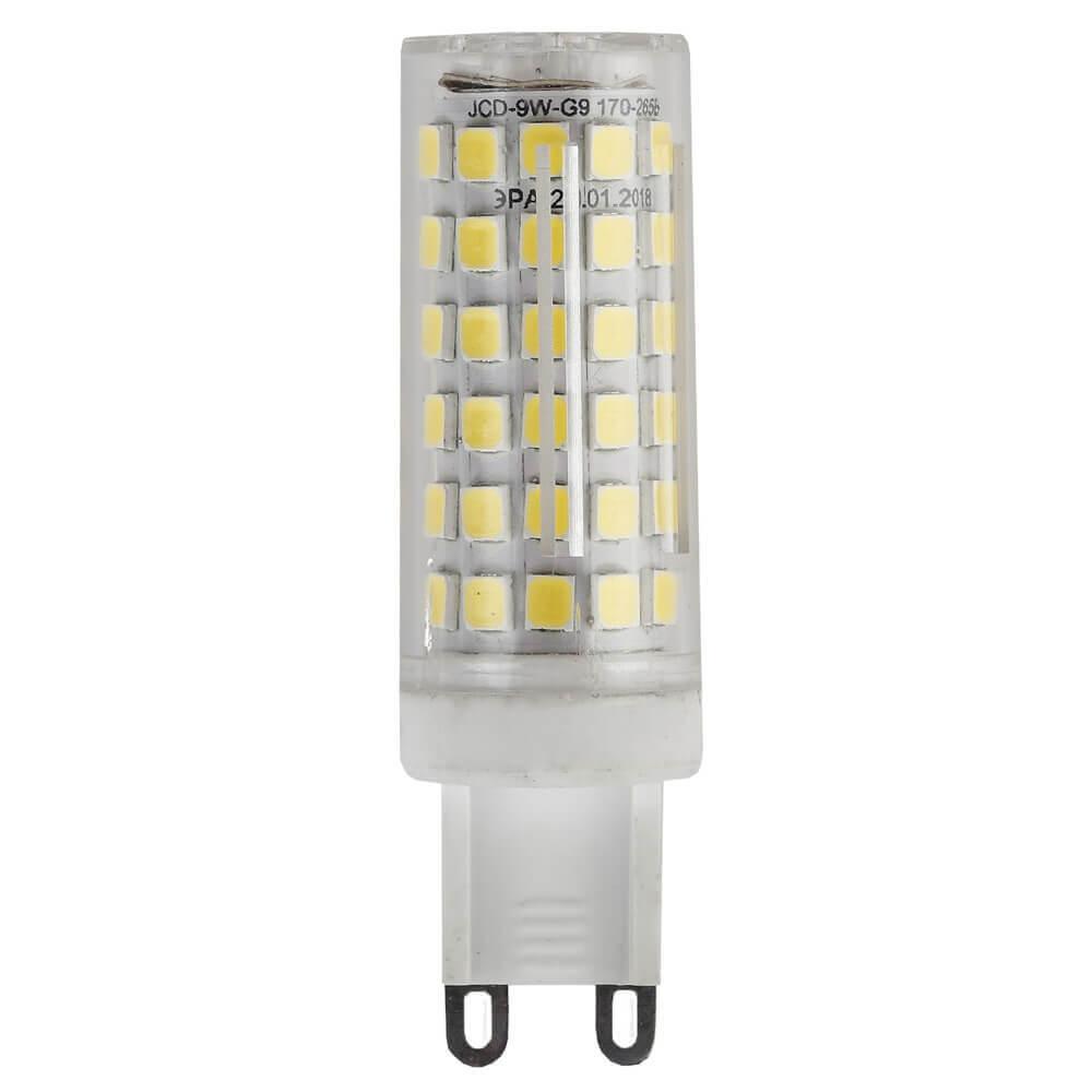 Лампочка ЭРА LED JCD-9W-CER-840-G9 LED JCD