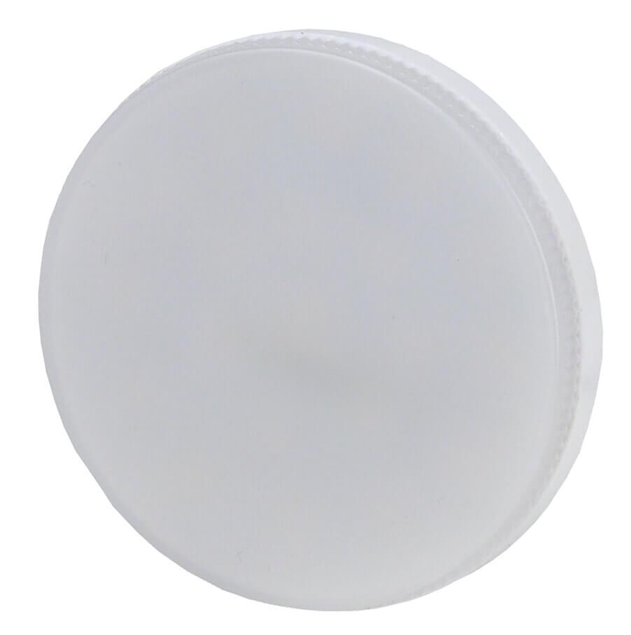 Лампа светодиодная ЭРА GX53 4,5W 4000K матовая ECO LED GX-4,5W-840-GX53
