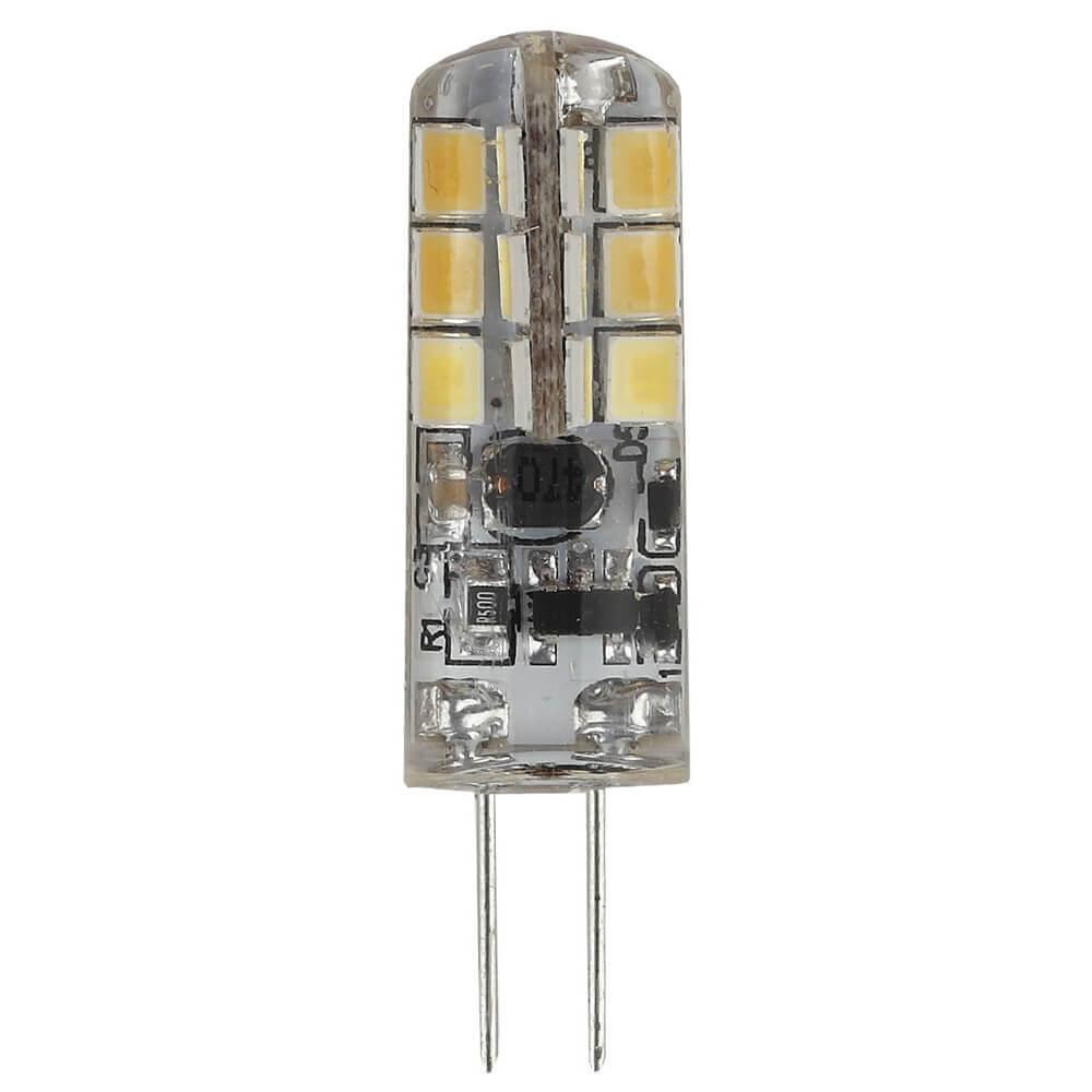 Лампочка ЭРА LED JC-1,5W-12V-827-G4 LED JC