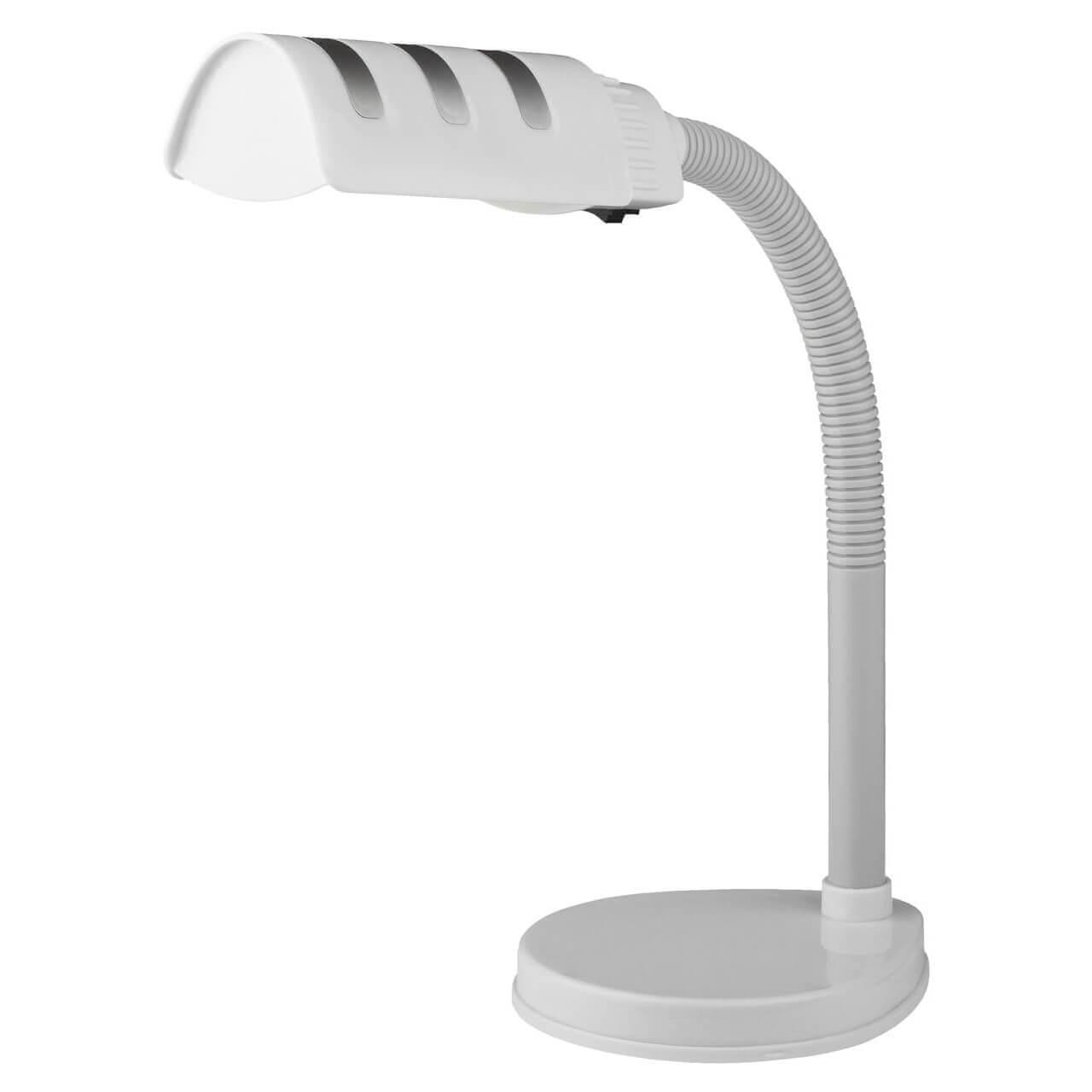 Настольная лампа ЭРА NE-302-E27-15W-W настольная лампа эра ne 306 e27 25w w