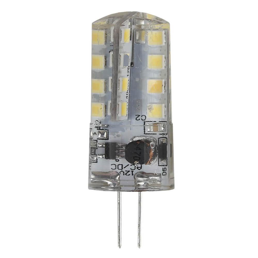 Лампочка ЭРА LED JC-3W-12V-840-G4 LED JC
