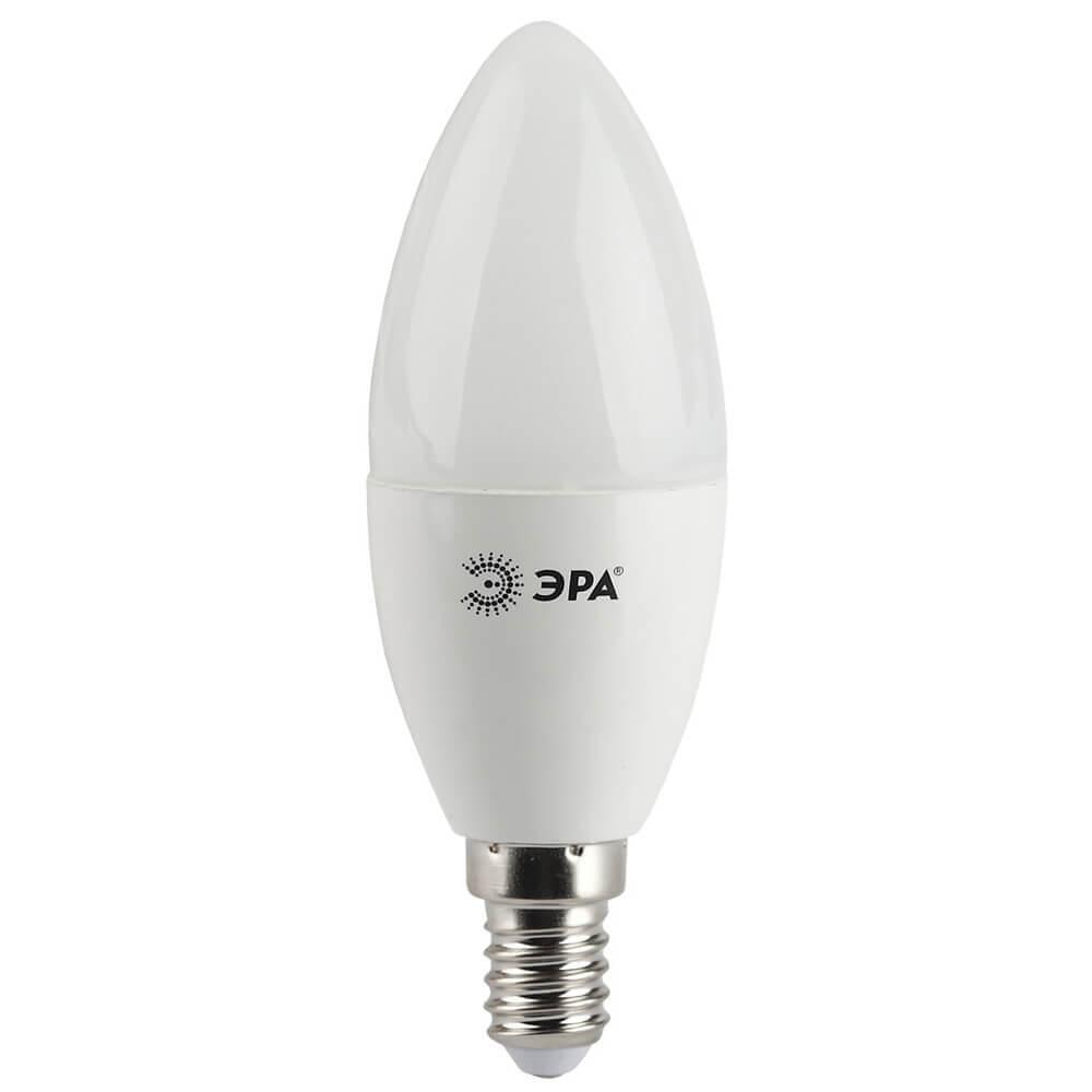 Лампочка ЭРА LED B35-5W-827-E14 LED B35