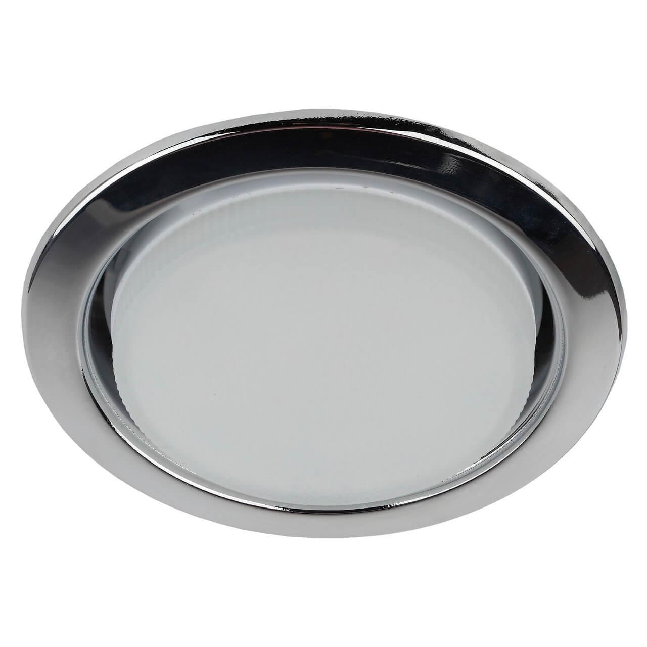 Встраиваемый светильник ЭРА GX53 KL35 CН цены