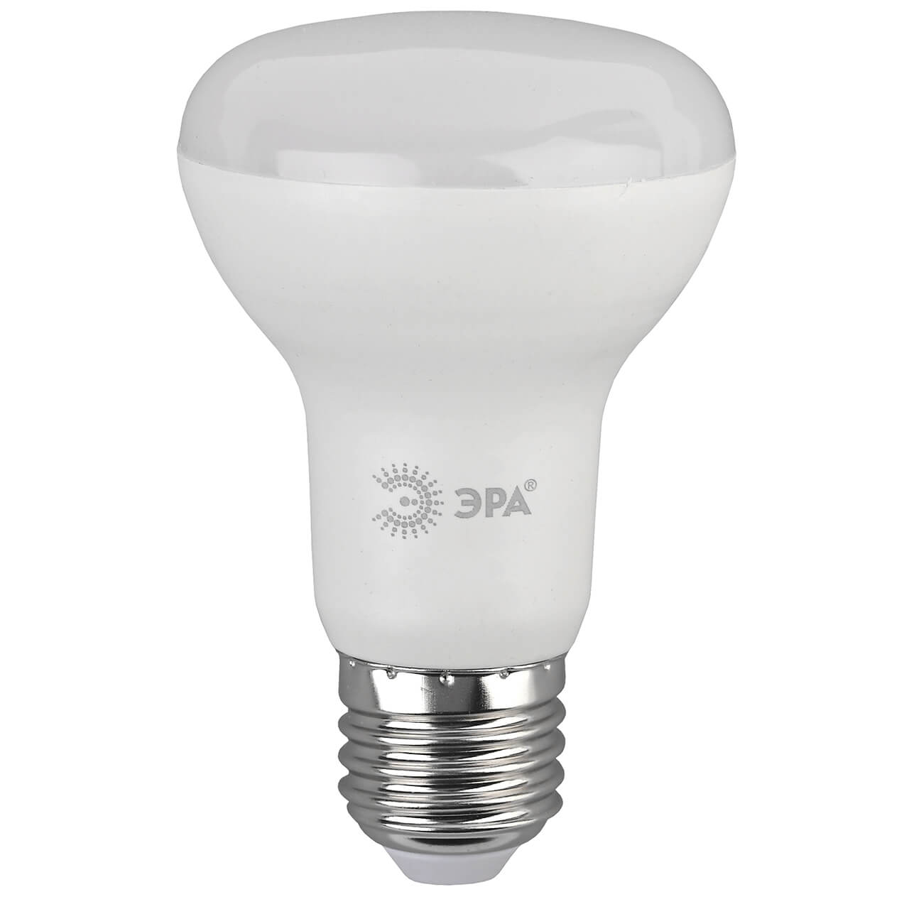 Лампочка ЭРА LED R63-8W-860-E27