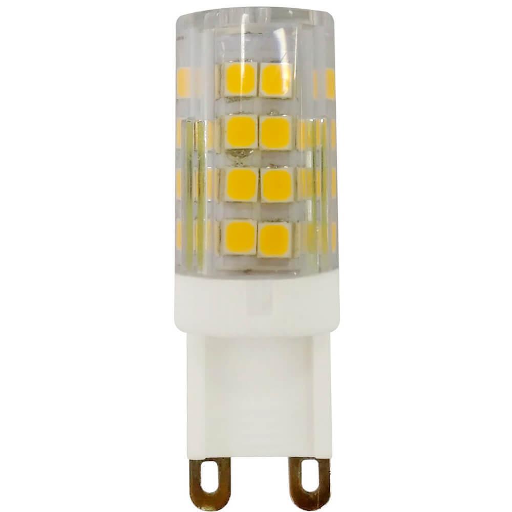 Лампочка ЭРА LED JCD-3,5W-CER-827-G9 LED JCD