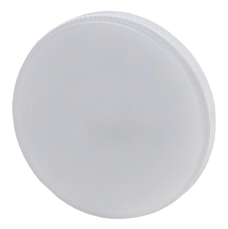 Лампа светодиодная ЭРА GX53 7W 2700K матовая LED GX-7W-827-GX53