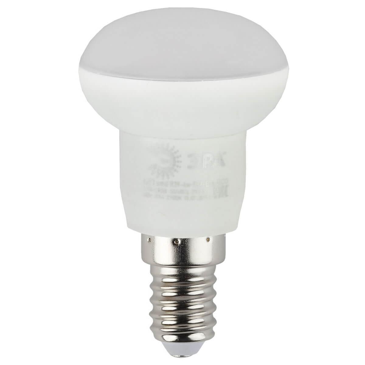 Лампа светодиодная ЭРА E14 4W 2700K рефлектор матовая ECO LED R39-4W-827-E14 лампочка iteria шар хрустальный 4w 2700k e14 804013