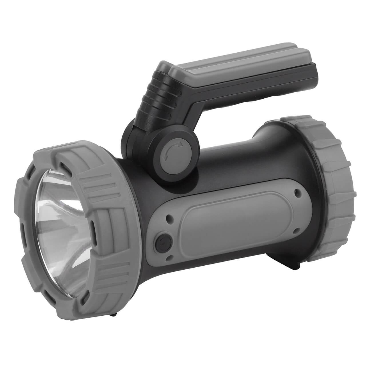 Ручной светодиодный фонарь ЭРА аккумуляторный PA-703 светодиодный алюминиевый фонарь эра sd9