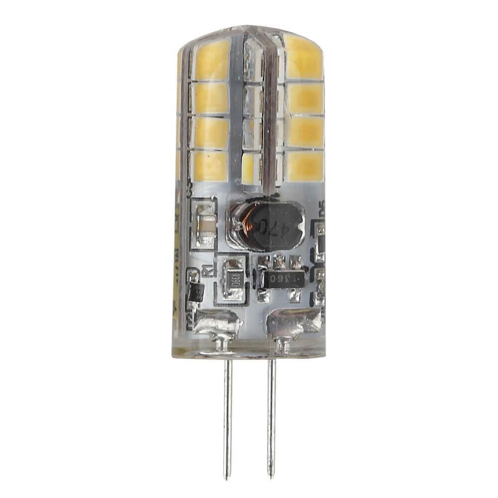 Лампочка ЭРА LED JC-2,5W-12V-827-G4 LED JC