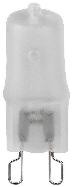 Лампа галогенная ЭРА G9 60W 2700K матовая G9-JCD-60-230V-FR
