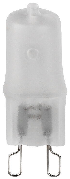 Лампа галогенная ЭРА G9 40W 2700K матовая G9-JCD-40-230V-FR