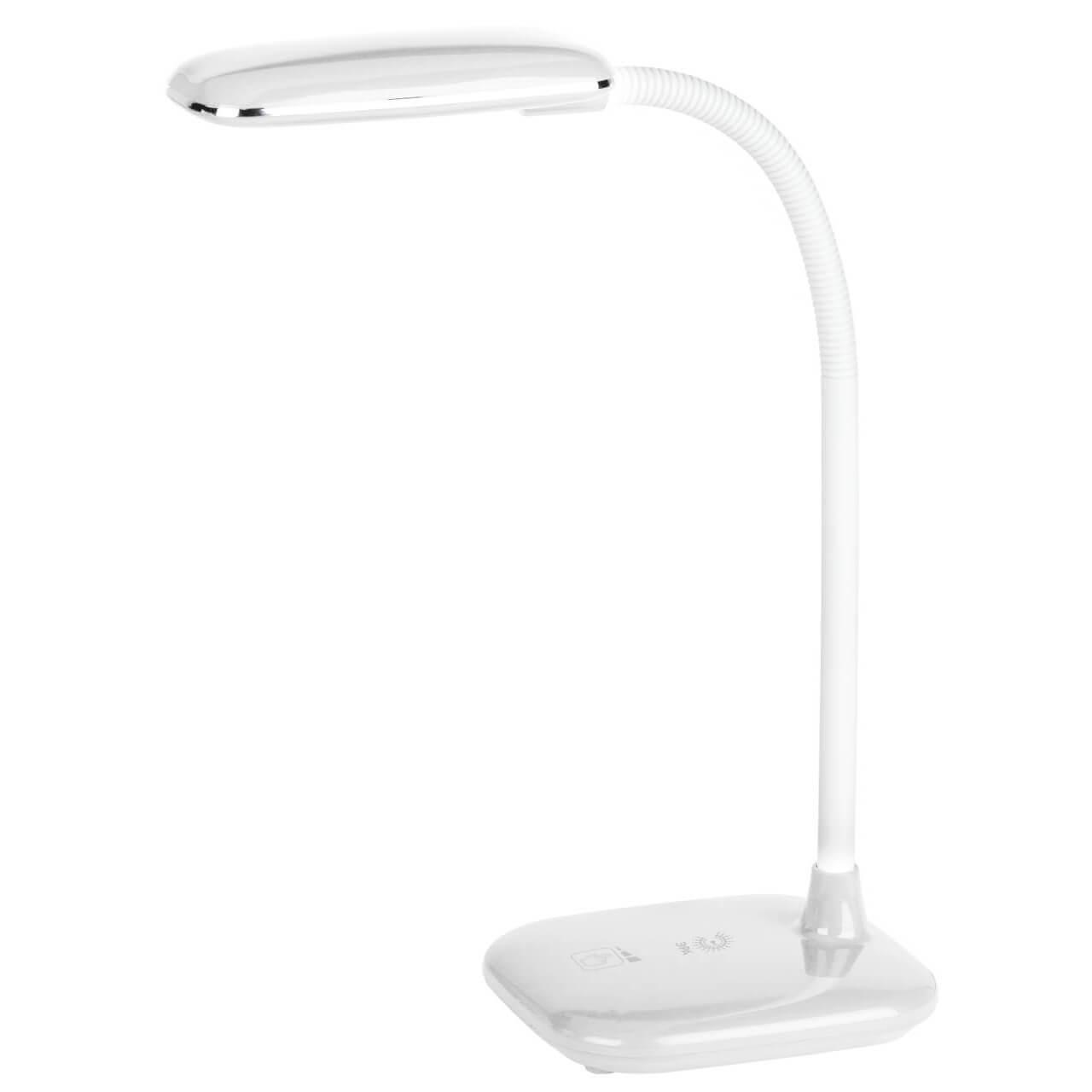 Настольная лампа ЭРА NLED-451-5W-W NLED-451
