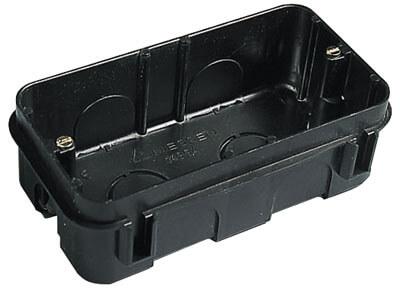 Монтажная коробка ABB 2CLA049940A1001 Zenit