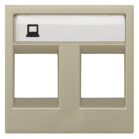 Лицевая панель ABB 2CLA221820N1901 Zenit
