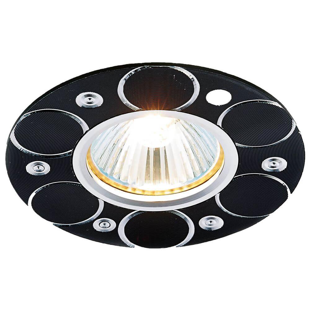 Светильник Ambrella light A808 BK/AL Classic