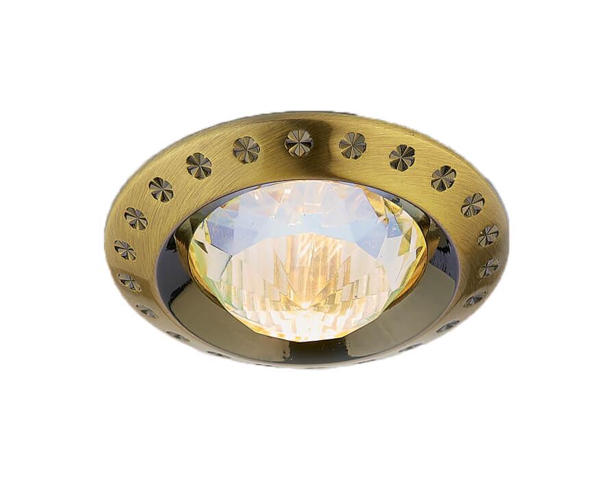 Светильник Ambrella light 777 SB Classic встраиваемый светильник ambrella light classic 120090 sb