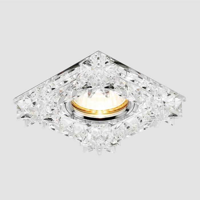 Светильник Ambrella light K130 CH Crystal