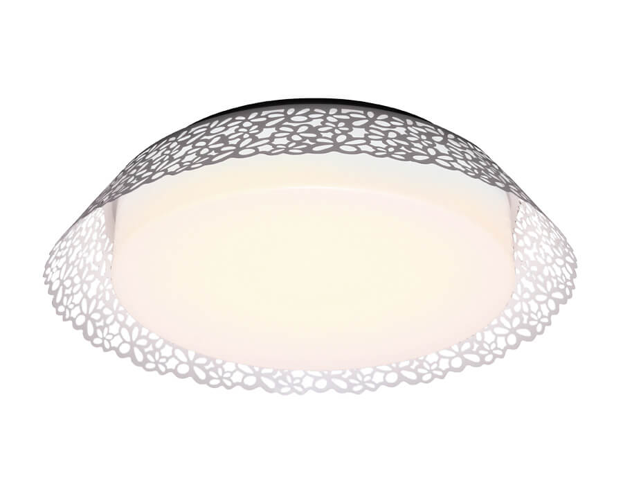Светильник Ambrella light F119 WH 72W D520 Orbital Design конвектор atlantic f119 design 2500w белый