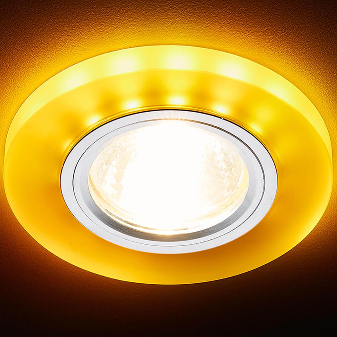 светильник ambrella light s214 wh ch wh led Светильник Ambrella light S214 WH/CH/YL Led