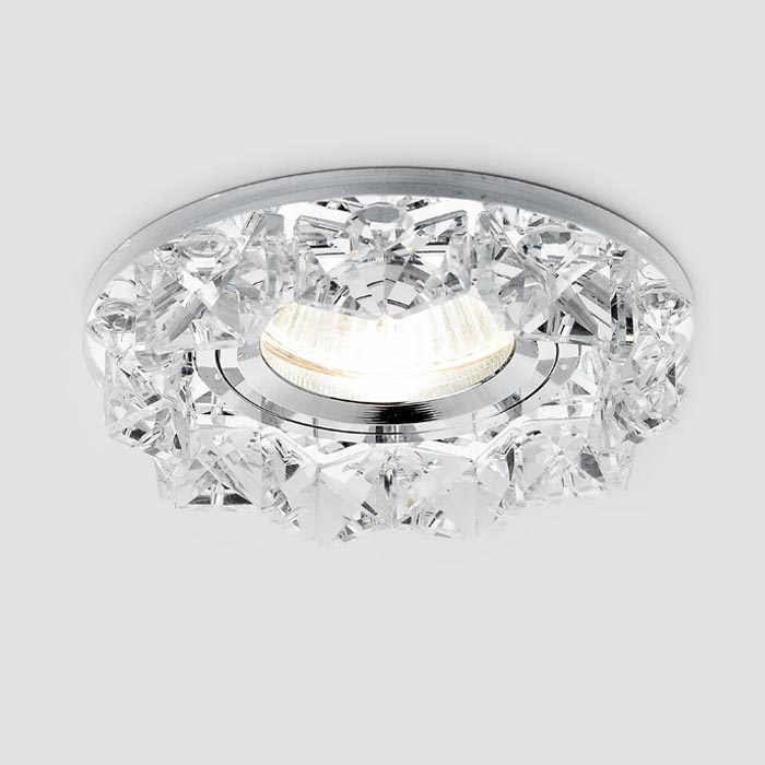 Светильник Ambrella light K330 CH Crystal