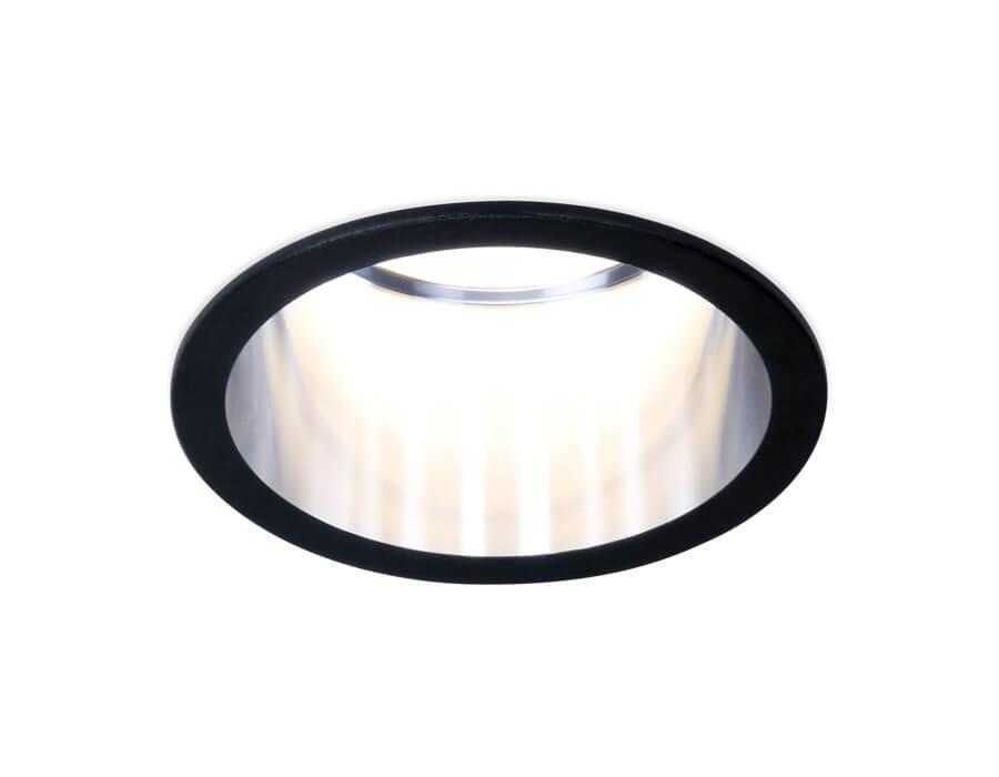 Встраиваемый светильник Ambrella light Techno Spot TN212 спот встраиваемый поворотный power light 6216 1 4sch цоколь gu5 3 50 вт цвет матовый хром