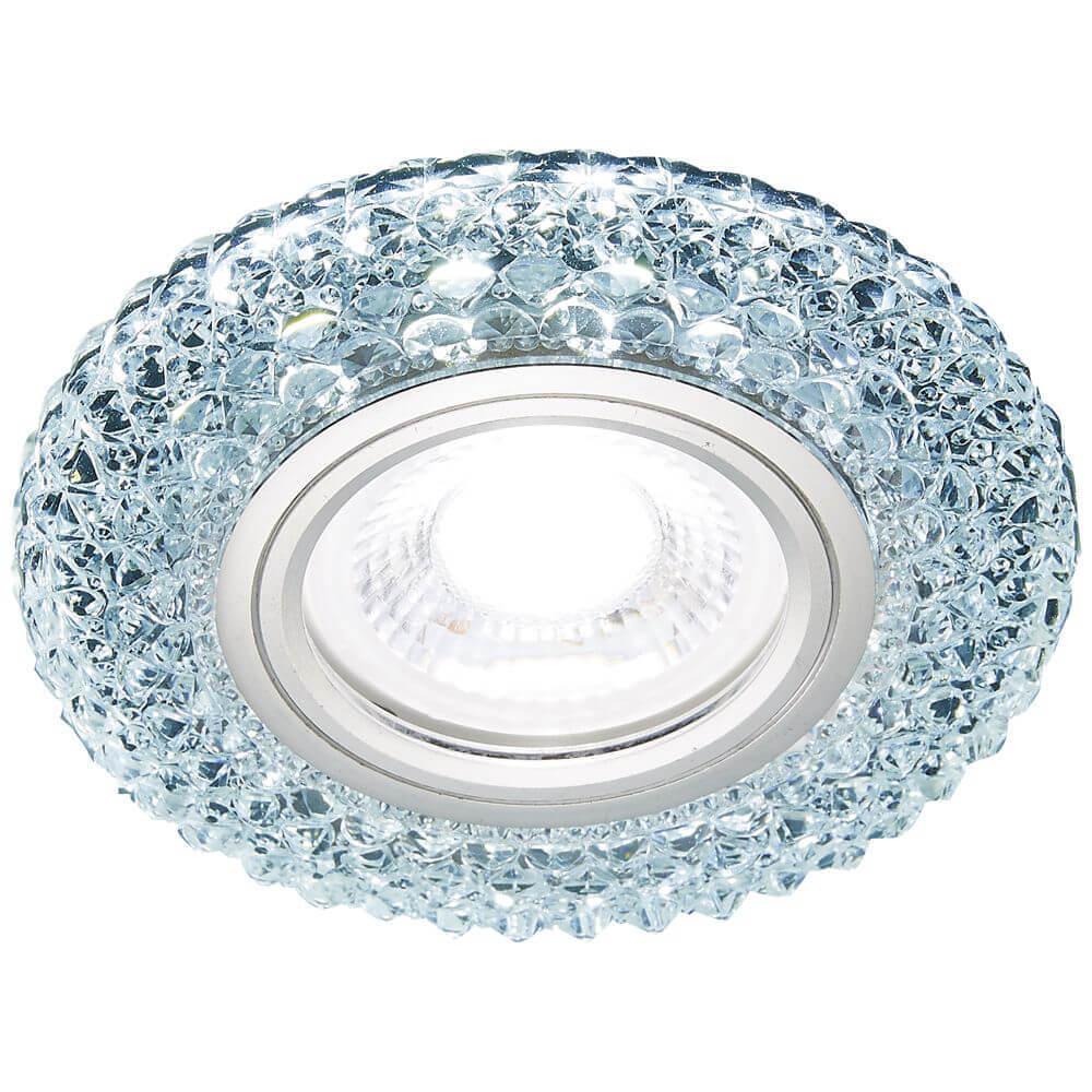 Встраиваемый светодиодный светильник Ambrella light Led S291 CH цена в Москве и Питере
