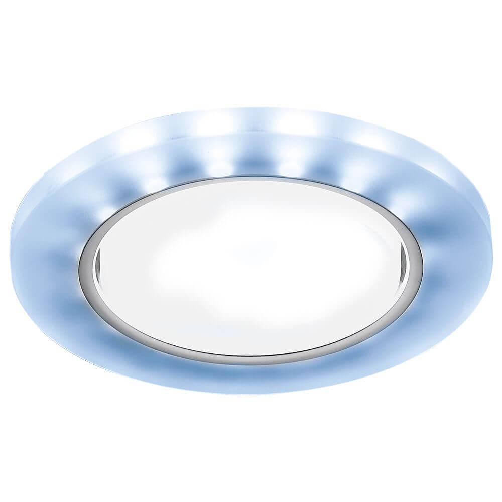 Светильник Ambrella light G214 CL/CH/CLD GX53 LED встраиваемый светодиодный светильник ambrella light s701 cl ch cld